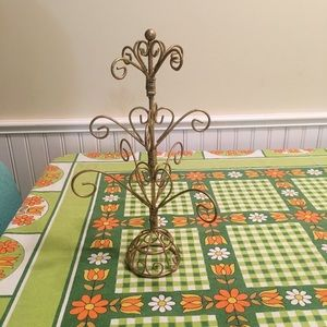 Storage & Organization - Vintage Necklace Tree Stand